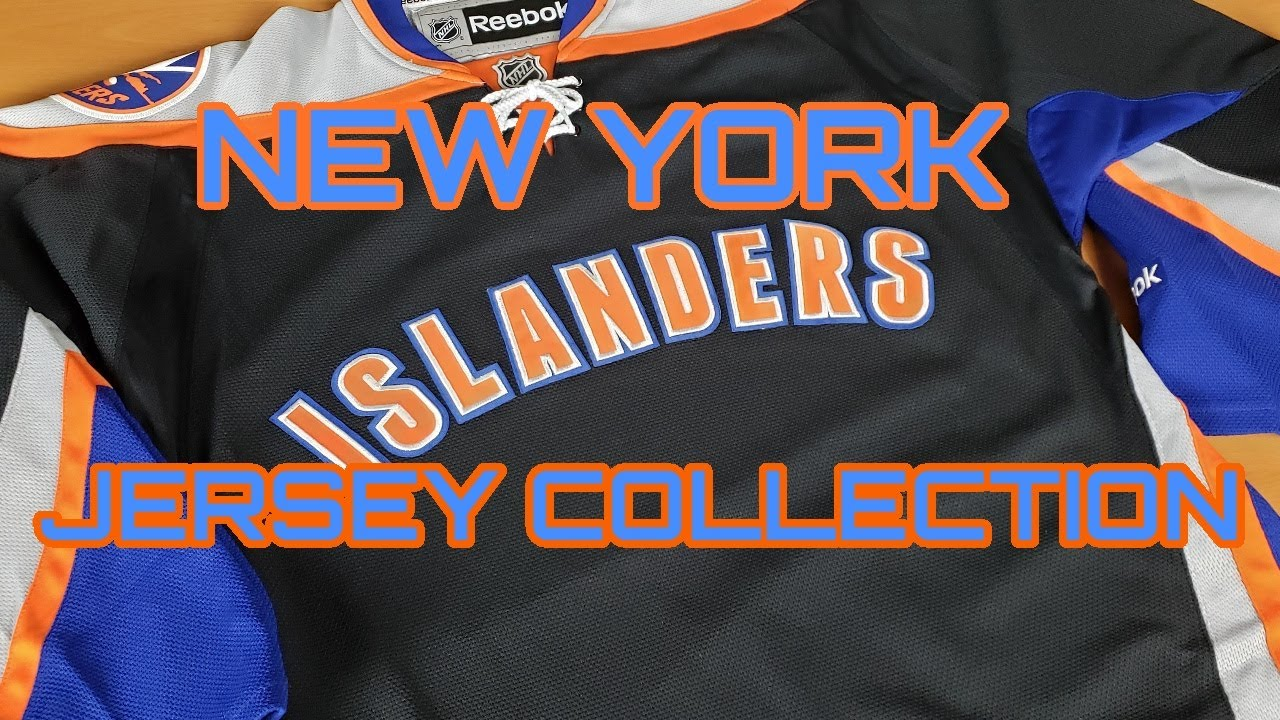 Jersey Collection Episode 13: The New York Islanders